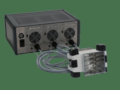 pulsed light generator dlp
